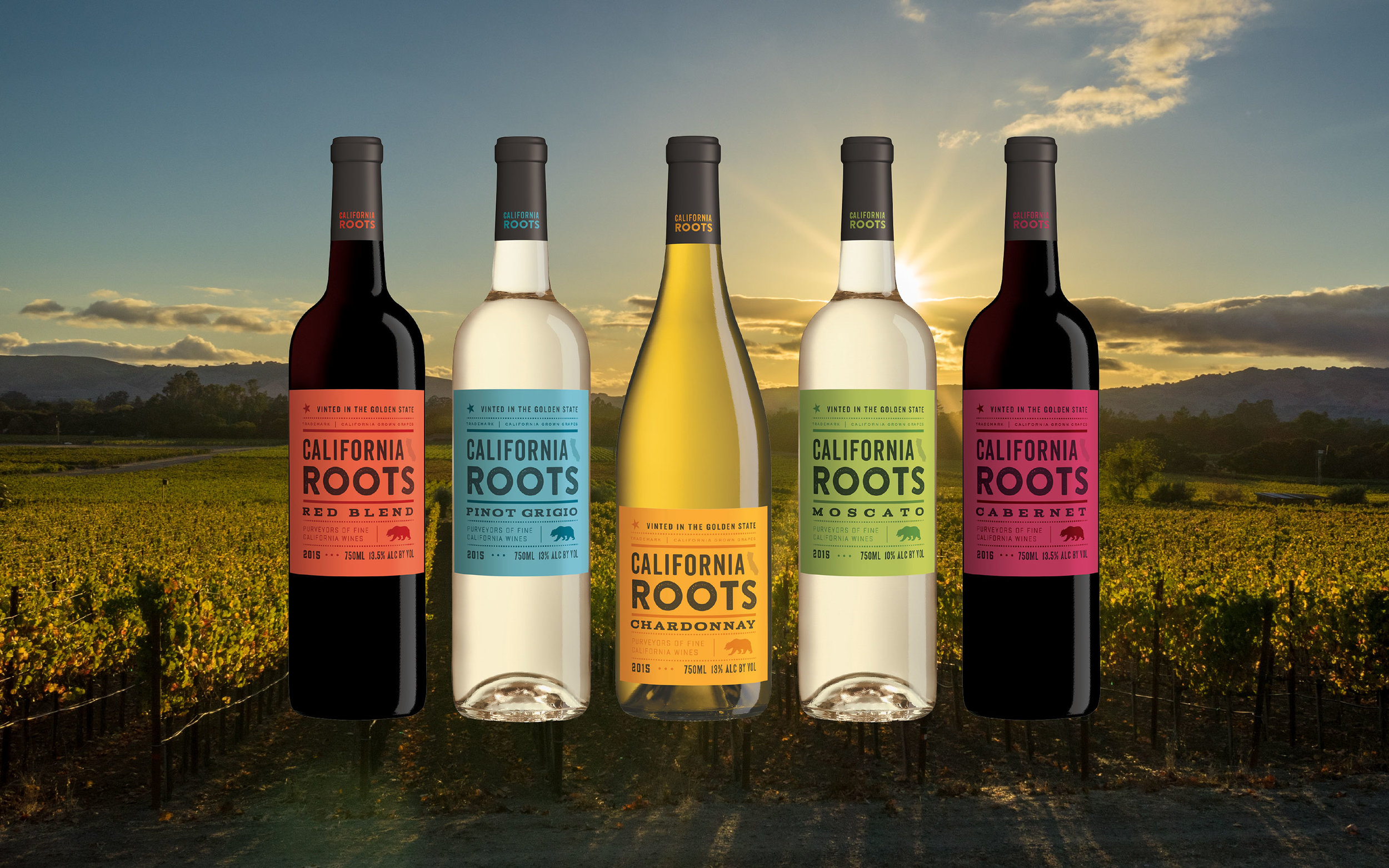 California Roots Wines
